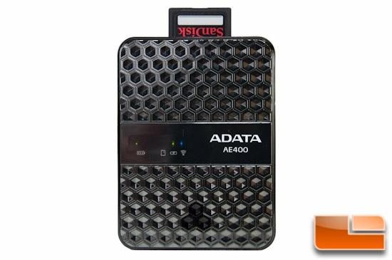 ADATA AE400 Front