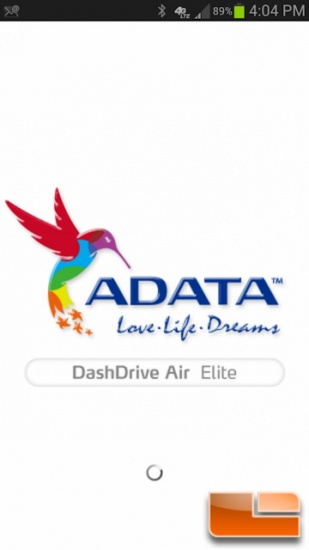 ADATA DashDrive Elite Splash