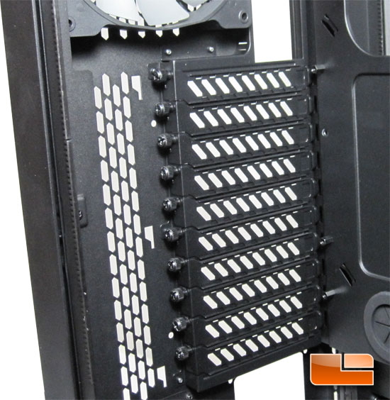 Corsair Obsidian 900D Super Tower Internal Features