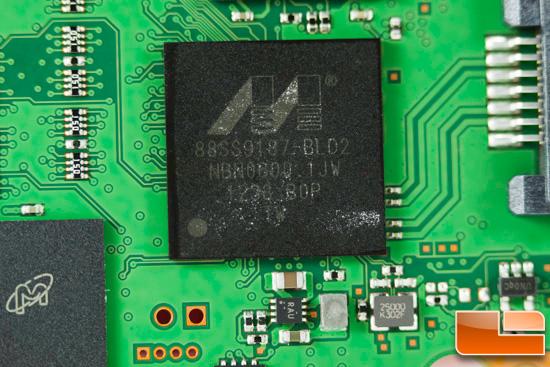 Crucial M500 480GB CONTROLLER