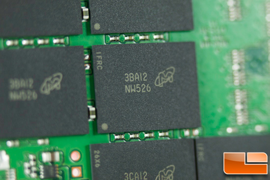 Crucial M500 480GB NAND