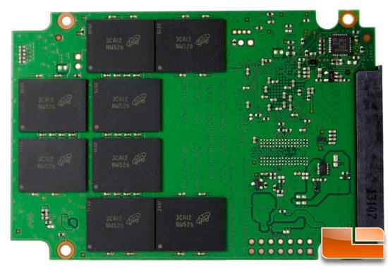 Crucial M500 480GB PCB