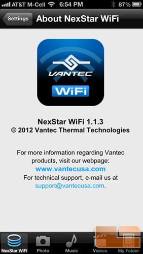 Vantec NexStar Dock