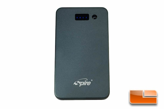 Spire Power Bank 4000 Front