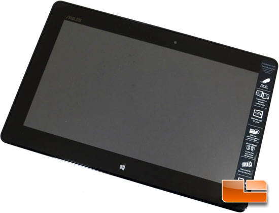 ASUS Smart ME400 Windows 8 Tablet Features