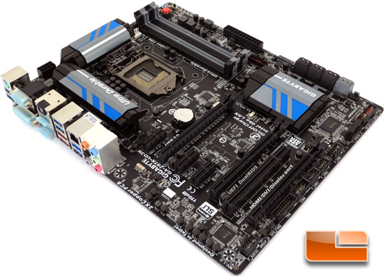 GIGABYTE Z87X-UD3H Intel Z87 'Haswell' Motherboard Review