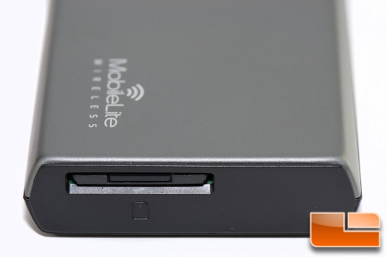 Kingston MobileLite Wireless SD Card Slot