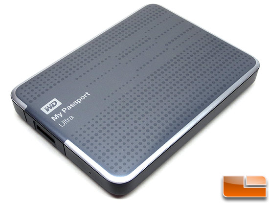 WD My Passport Ultra 1TB Hard Drive