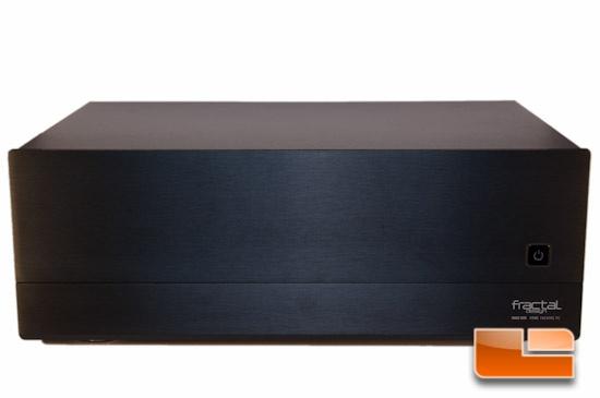 Fractal Design Node 605 Silent HTPC Case Review