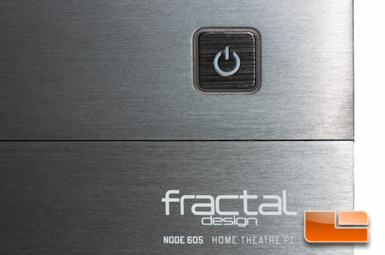 Fractal Design Node 605 Power Button