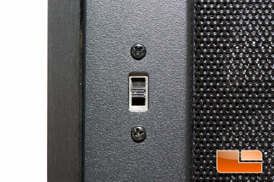 Fractal Design Node 605 Fan Controller Switch