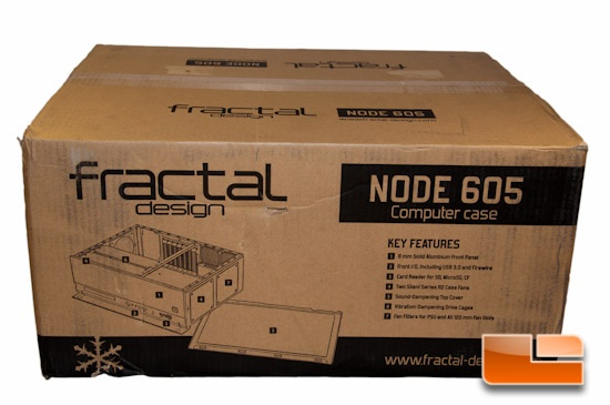 Fractal Design Node 605 Box