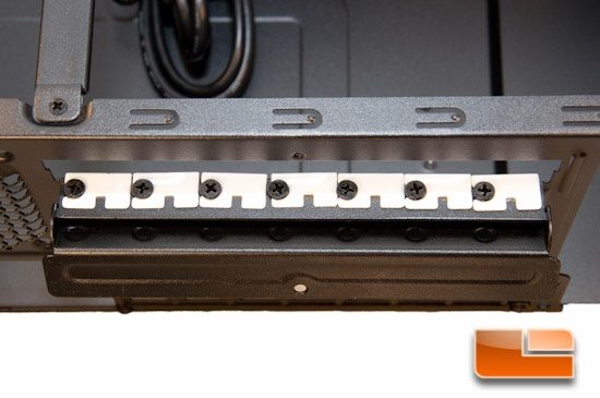 Fractal Design Node 605 Expansion Slots