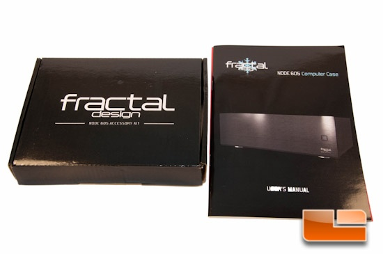 Fractal Design Node 605 Additional Contents