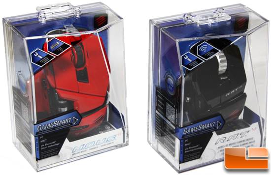 Mad Catz M.O.U.S. 9 Gaming Mouse