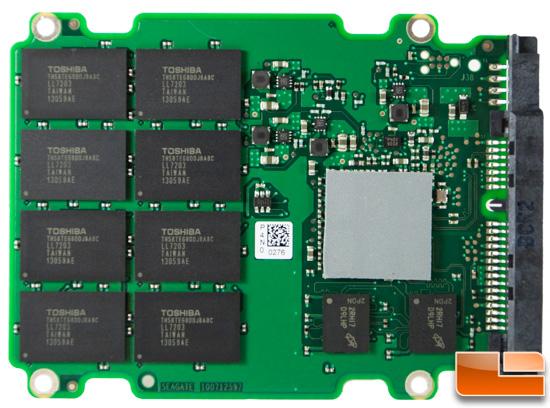 Seagate 600 240GB PCB