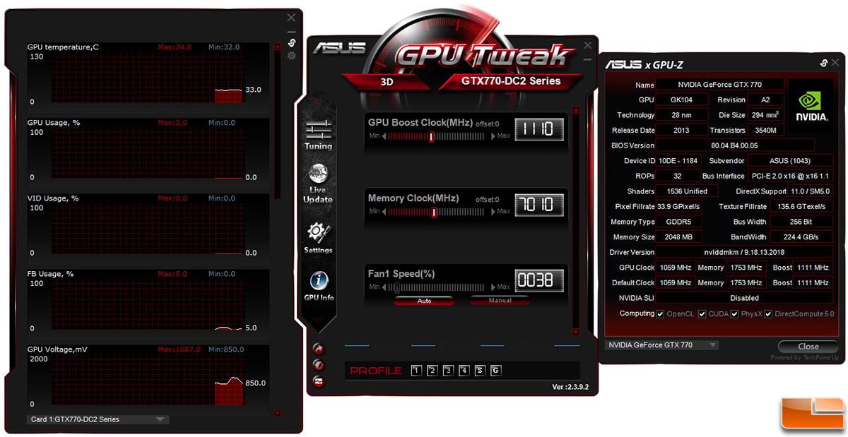 Msi Geforce Gtx 770 Gaming And Asus Geforce Gtx 770