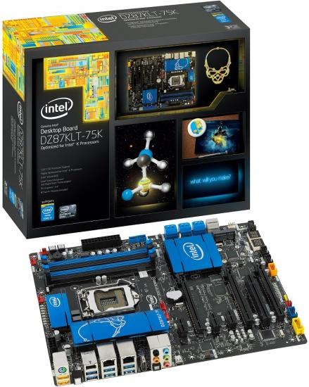 Intel DZ87KLT-75K Motherboard
