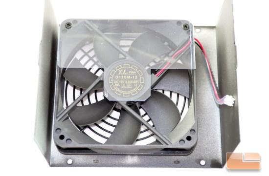 CX600M fan