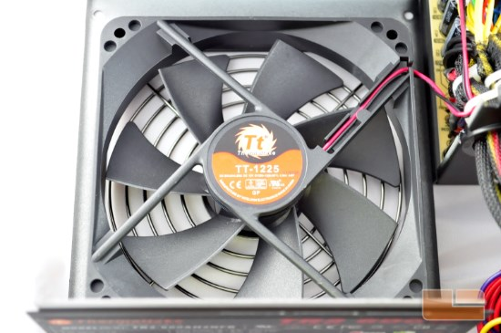 Thermaltake TR2 600W fan