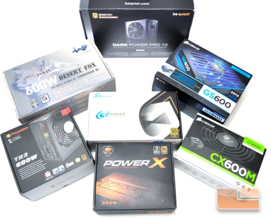 power supply roundup review