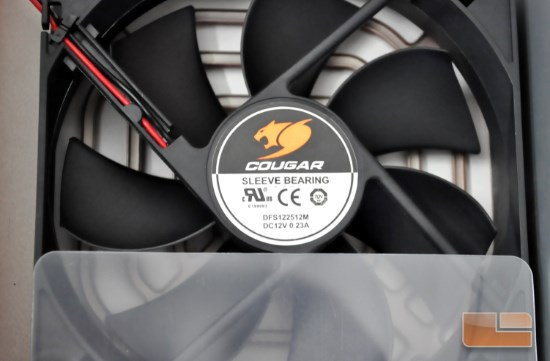 PowerX 550W cooling fan