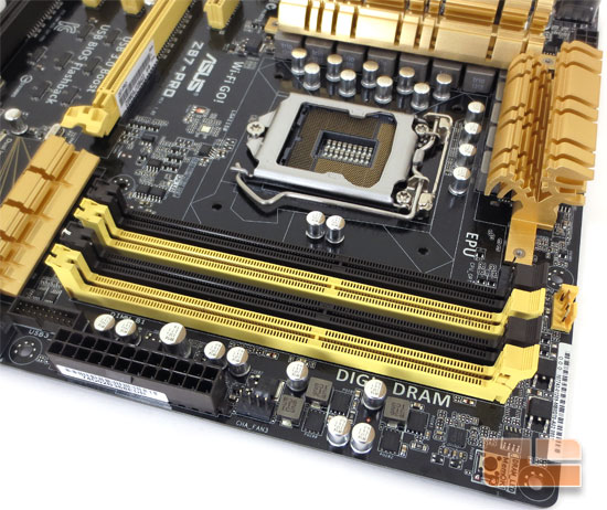 ASUS Z87-Pro Intel Z87 Motherboard Layout and Features
