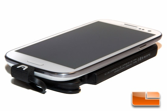 Anker Astro Slim2 With Samsung Galaxy S3