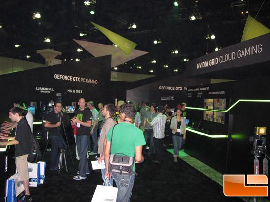 NIVIDIA @ E3 2013
