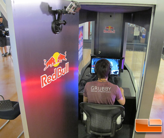 Red Bull Training Grounds