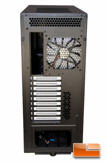 Fractal Design Define XL R2 Rear