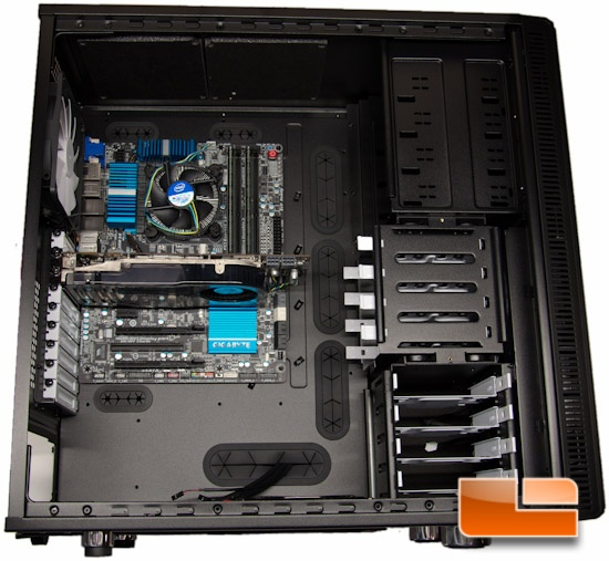 Fractal Design Define XL R2 Motherboard and Video Card