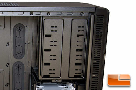 Fractal Design Define XL R2 5.25 Mounting Points