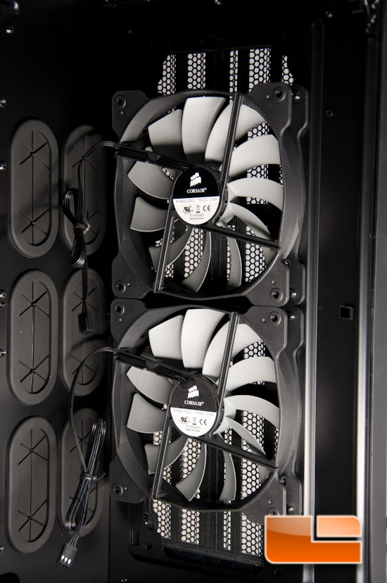 Corsair Carbide Air 540 Intake Fans