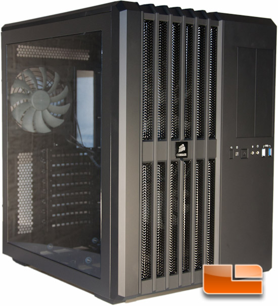 Corsair Carbide Air 540 ATX Cube Case Review