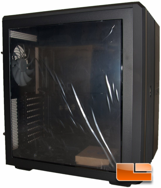 Corsair Carbide Air 540 Left Side