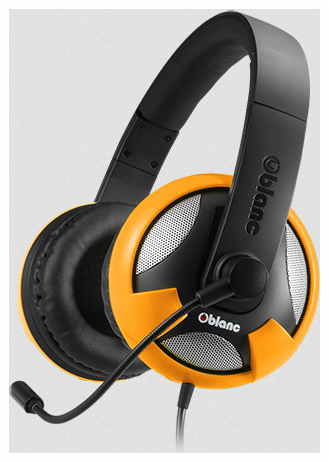 Oblanc UFO True 5.1 USB Gaming Headset Review