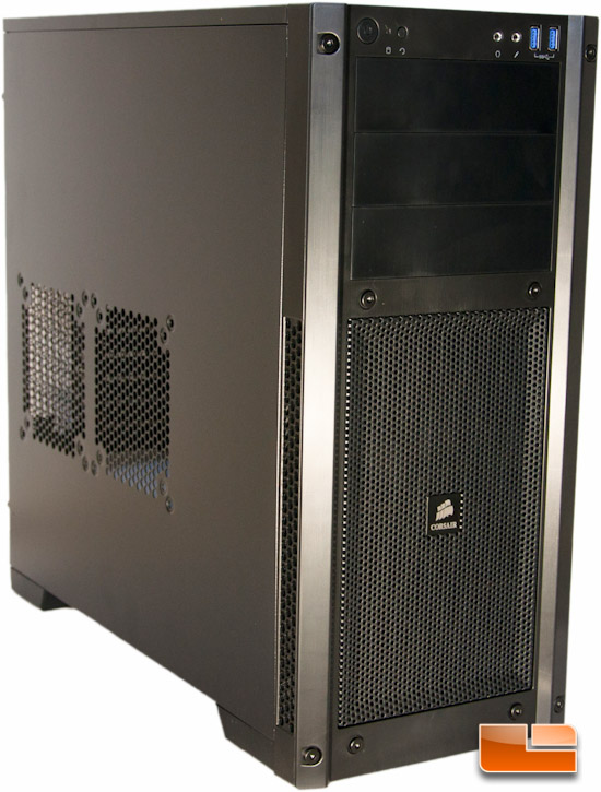 Corsair Carbide 300R Mid-Tower Case Review