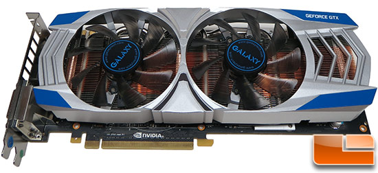 Galaxy GeForce GTX 780 GC Video Card