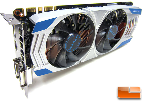 Galaxy GeForce GTX 780 GC Video Card Review