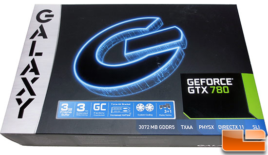 Galaxy 78XNH5DN8MSU GeForce GTX 780