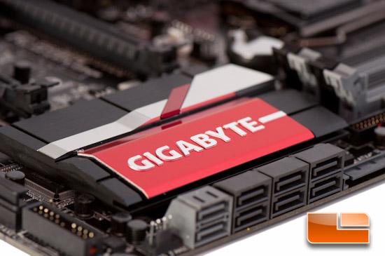 GIGABYTE Z87X-UD4H SATA Connectors