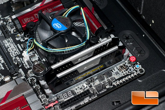 New PC HSF and RAM