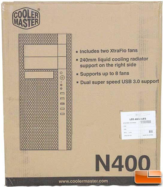CM N400 Case Box