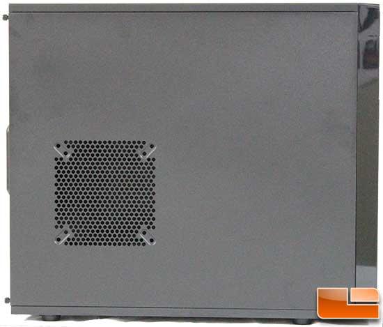 CM N400 Side Panel