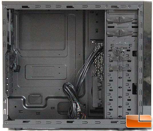 CM N400 Inside