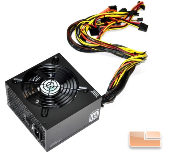 The Silverstone Strider Essential 500W PSU