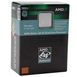 Overclocking the AMD Athlon X2 3800+ Processor