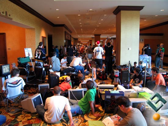 Quakecon 2005: Day 0