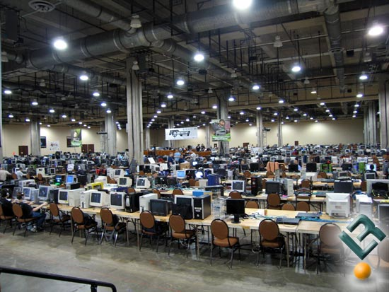 Quakecon 2005: Day 1